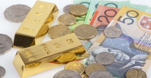 gold & currency storage