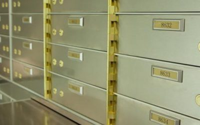 What Are Safety Deposit Boxes