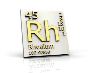 Rhodium the Unsung Hero of Precious Metals