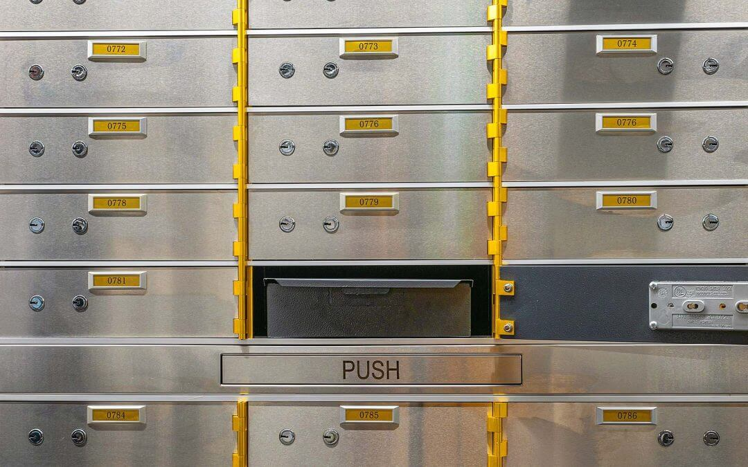Why I have a Safe Deposit Box
